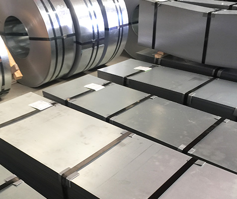 ST12 steel sheet