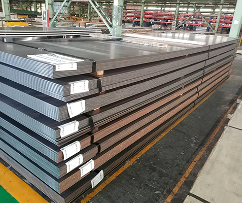 S460Q high strength steel plate