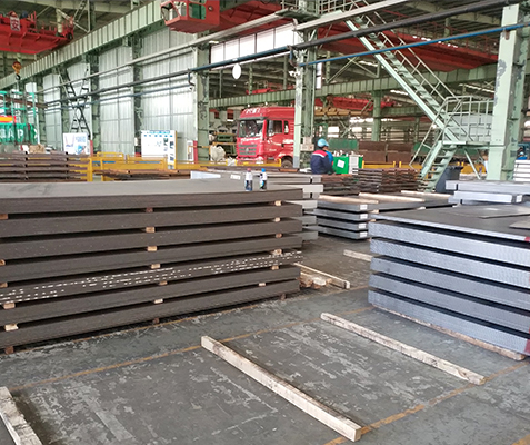ASTM A517 steel