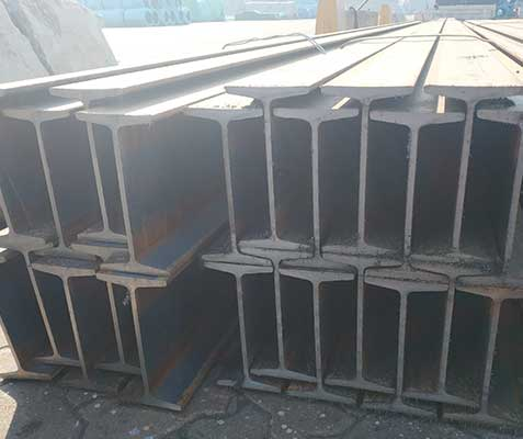 ASTM A588 Steel Beam