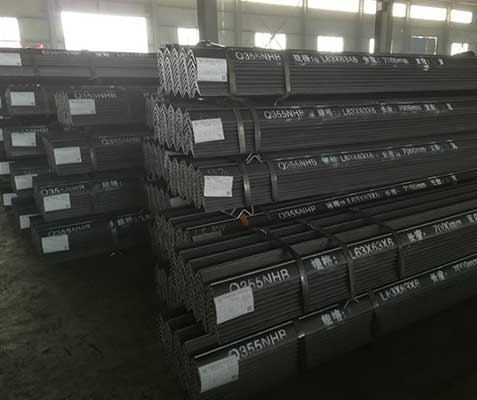 ASTM A588 High Strength Steel Angle