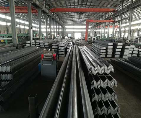 JIS SS490 Structural Carbon Steel Angle