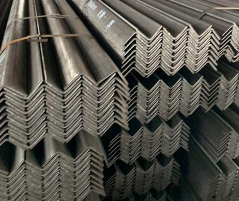 ASTM A572 Steel Angle