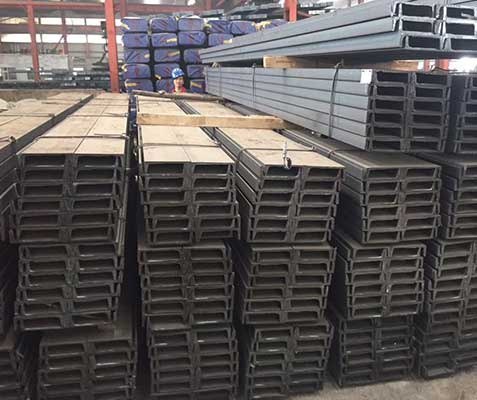 ASTM A36 Steel Channel