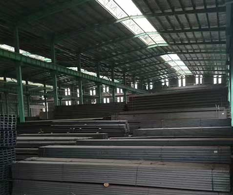 ASTM A572 High Strength Steel Channel