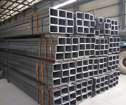 S235JR Welded Square Pipe